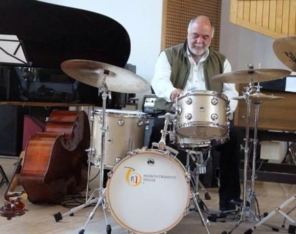 Peter Erskine - Musik Müller Drumset Südtirol