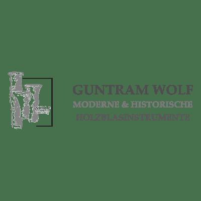 Guntram Wolf Logo