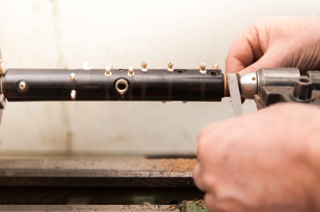 Reparatur Klarinette