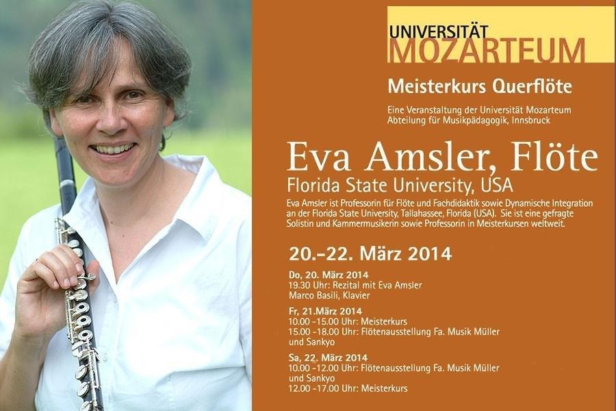 Masterclass Südtirol mit Eva Amsler