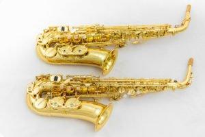 Saxophone bei Musik Müller