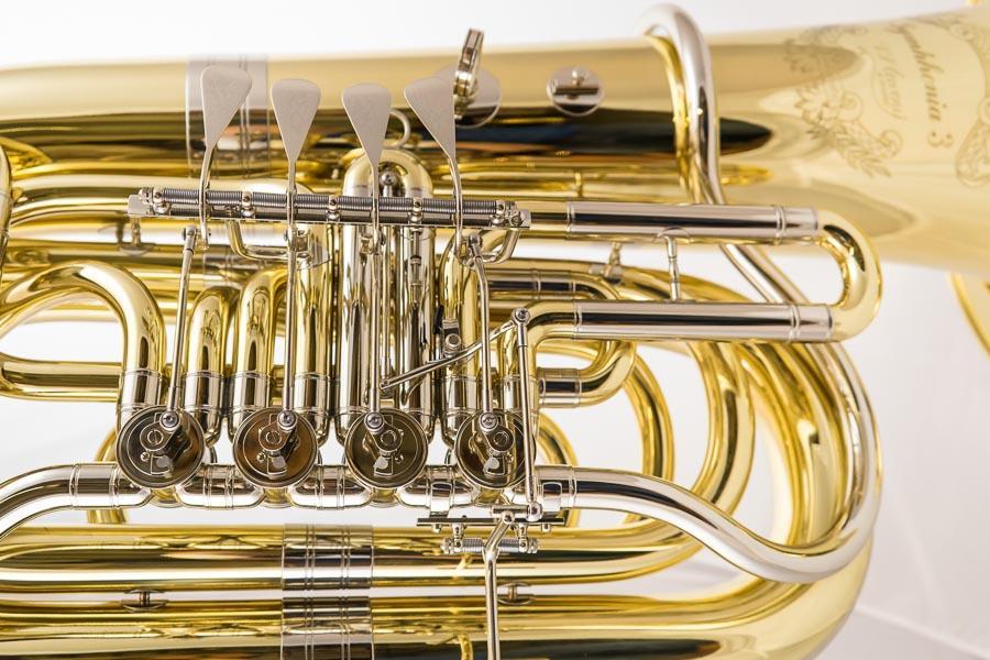 Tuba B - Cerveny