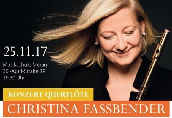 Fassbender Konzert Querflöte - Masterclass