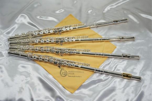 Schülerflöten von Yamaha
