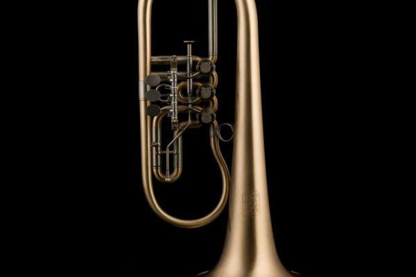 Flicorni soprani a cilindri Krinner - Klassik