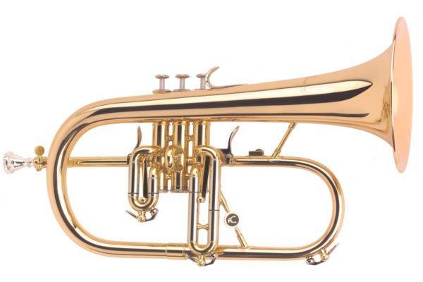 Courtois Perinetventil-Flügelhorn AC155R