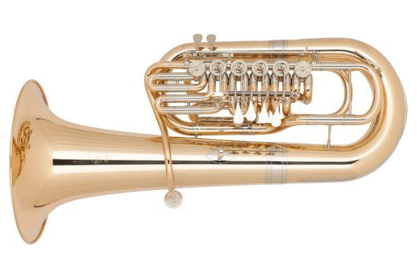 Miraphone 481C Elektra - Bassi tuba in FA