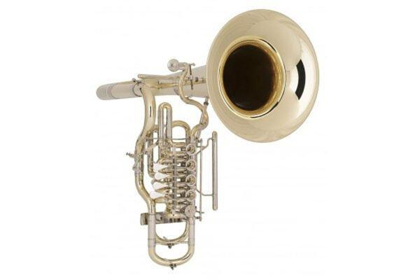 Bassi tuba in FA Miraphone Python