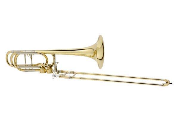 Trombone basso Courtois 550