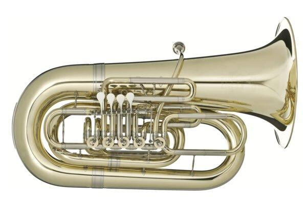 Tuba in DO Melton 5450RA TUONO Alessandro Fossi