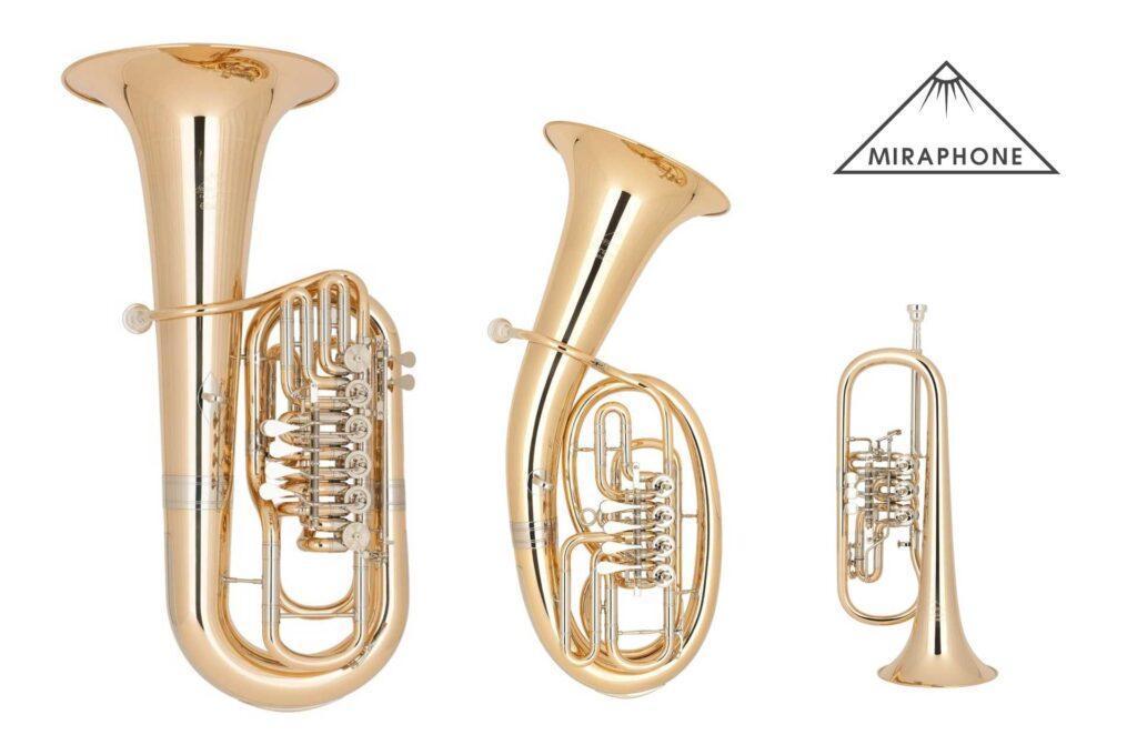 Miraphone Blasinstrumente